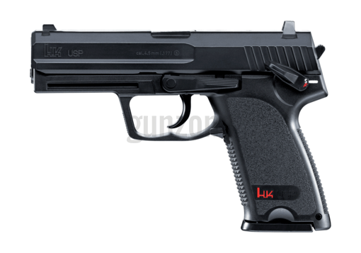 USP Co2 Black BB (Heckler & Koch)