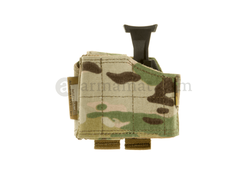 Universal Pistol Holster Left Handed Multicam (Warrior)