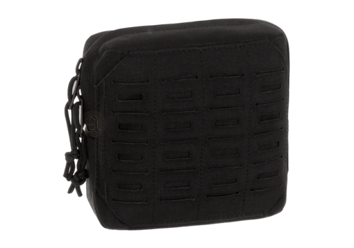 Utility Pouch Medium with MOLLE Black (Templar's Gear)