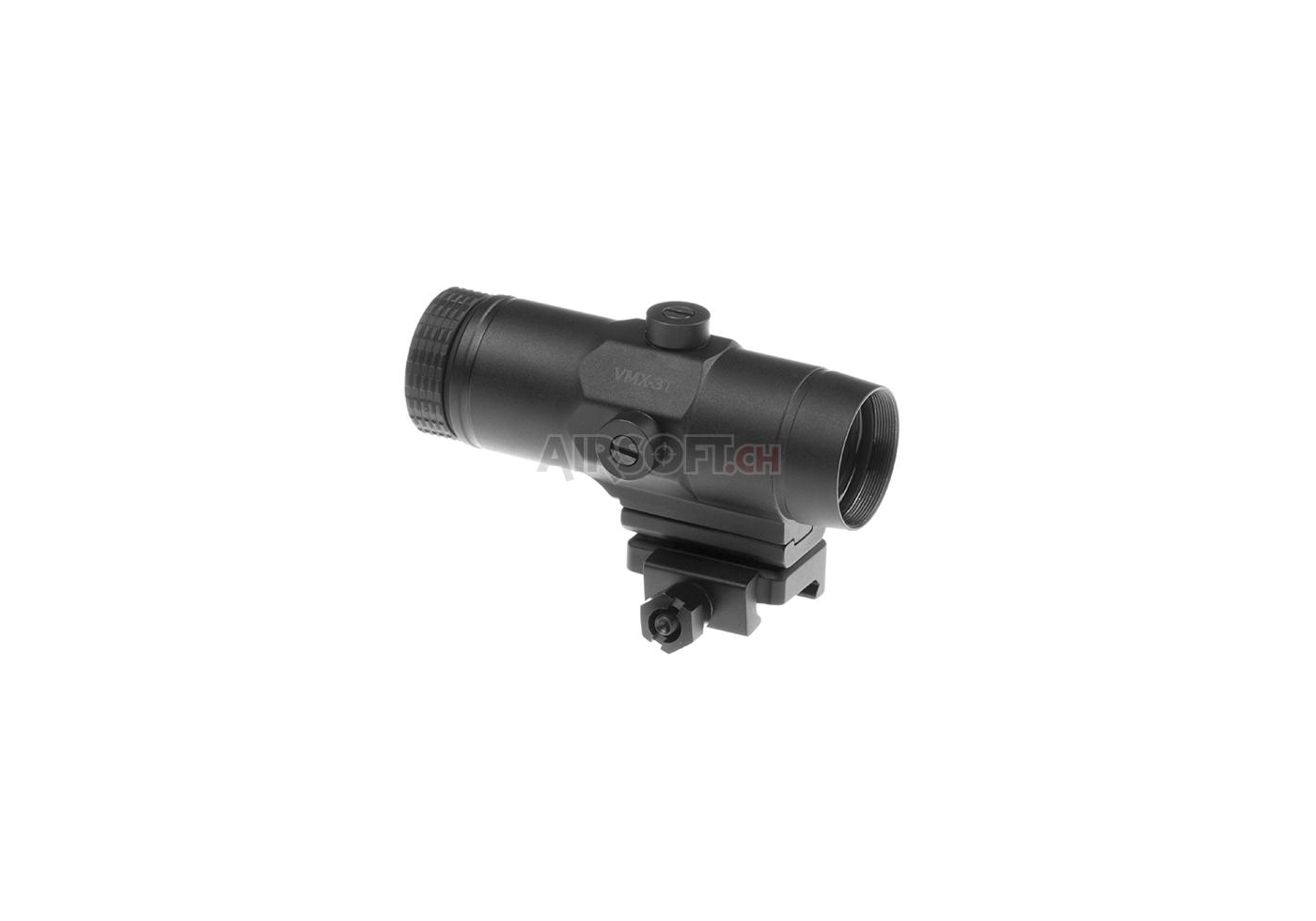 vmx 3t magnifier with flip mount vortex optics magnifier