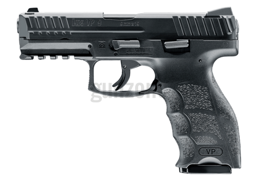 VP9 Blowback Co2 Black (Heckler & Koch)