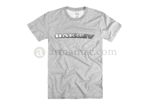 Village Park Tee Grey (Oakley) M