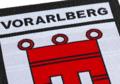 Vorarlberg Shield Patch Color (Clawgear)