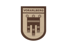 Vorarlberg-Shield-Patch-Desert-Clawgear