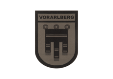 Vorarlberg-Shield-Patch-RAL7013-Clawgear
