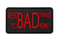 We-do-bad-Things-Rubber-Patch-Blackmedic-JTG