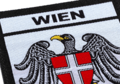 Wien Shield Patch Color