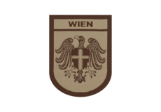 Wien-Shield-Patch-Desert-Clawgear