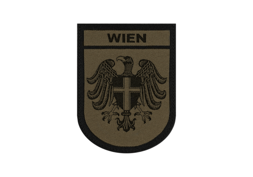 Wien Shield Patch RAL7013