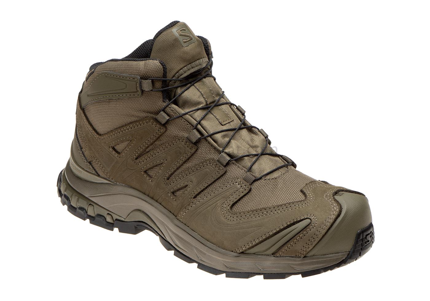 Xa Forces Mid Gtx Ranger Green Salomon Uk 10 Boots