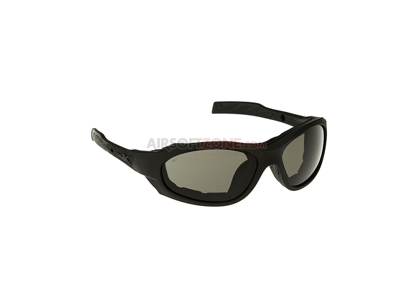6922ae41d XL-1 Advanced Goggles Black (Wiley X) - Goggles - Eyewear ...