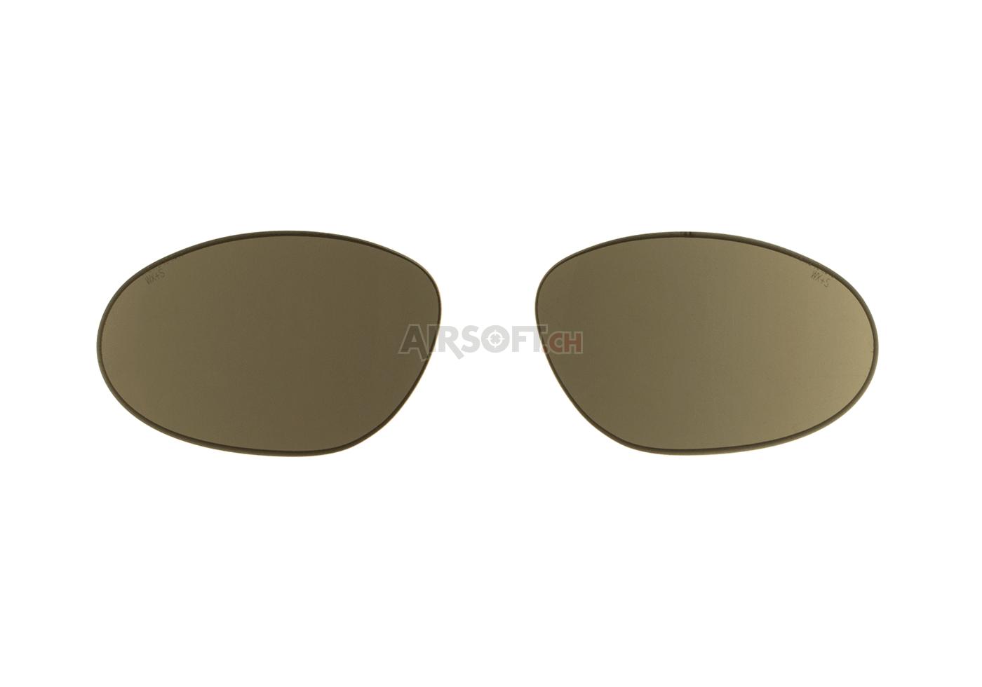 76392efda XL-1 Advanced Goggles Lens Smoke (Wiley X) - Gläser - Schutzbrillen ...