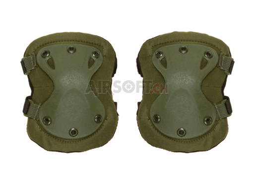 XPD Elbow Pads OD (Invader Gear)