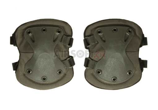 XPD Elbow Pads Ranger Green (Invader Gear)