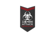 Zombie-Attack-Rubber-Patch-SWAT-JTG