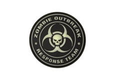 Zombie-Outbreak-Rubber-Patch-Glow-in-the-Dark-JTG