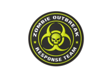 Zombie-Outbreak-Rubber-Patch-Green-JTG